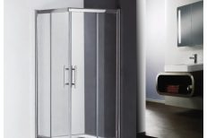 Corner Entry Shower Doors