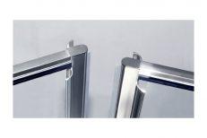 Double Pivot Shower Doors 04