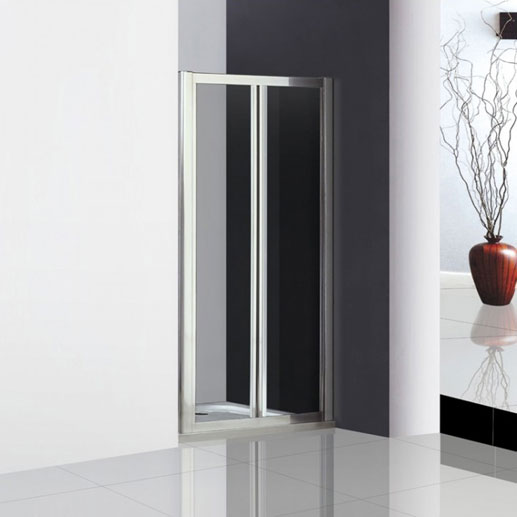 Double Pivot Shower Door