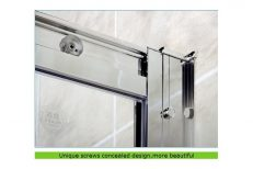 Offset Quadrant Shower Doors 08