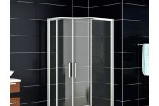 Offset Quadrant Shower Doors 02