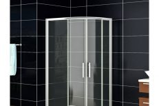 Offset Quadrant Shower Doors 03