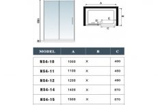 Sliding Shower Doors 07
