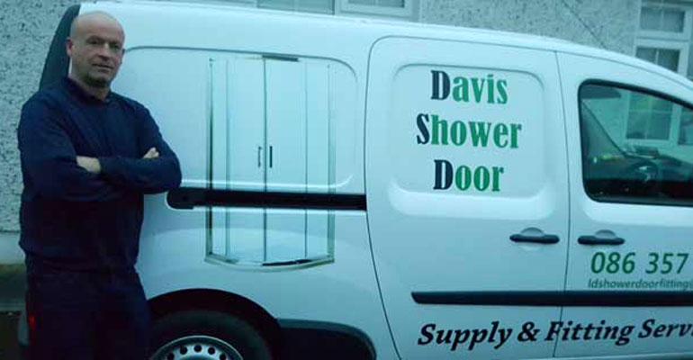 Liam Davis - Davis Shower Doors